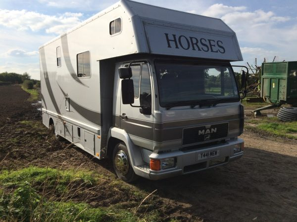 MAN Horsebox For Sale